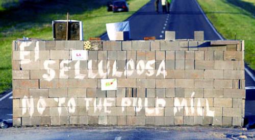 El muro de la vergüenza argentina