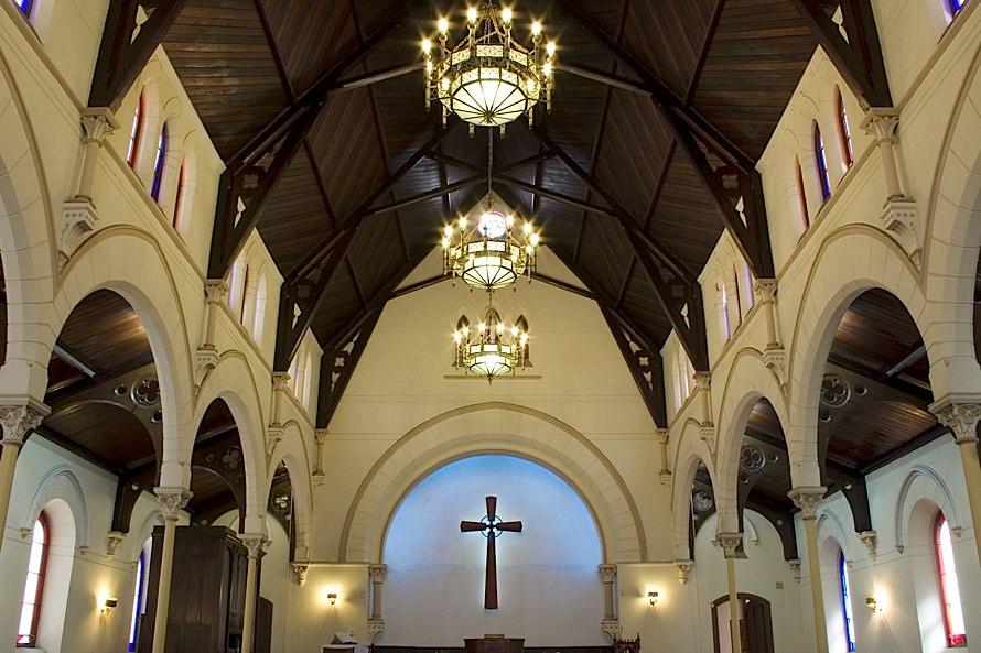 las iglesias en chile: