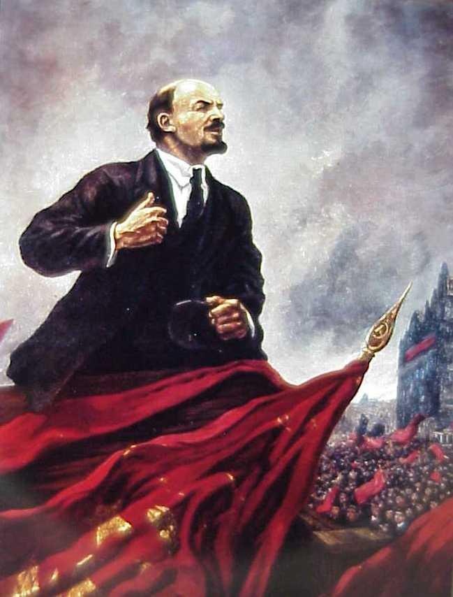 Lenin: líder revolucionario por excelencia